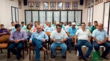 Ganaderos de Santa Cruz firman Pacto por la Chiquitanía