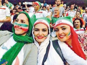 FIFA tramita en Irán acceso  de mujeres a los estadios