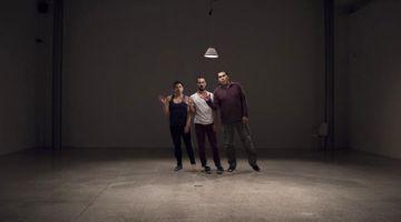 """""""Escribiendo"""", de Borders, mezcla el teatro y danza"""