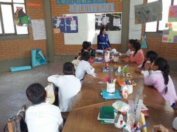 Bodas de Oro de Plan Internacional Bolivia