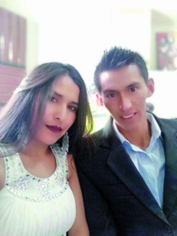 Jhonny debió casarse ayer; hoy lucha por sobrevivir