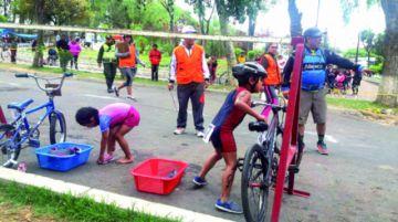 El selectivo de triatlón logra clasificar a atletas al nacional