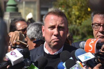 """Virginio Lema afirma que fue """"amenazado"""" por Óscar Ortiz"""