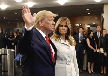 """Anuncian juicio político contra Trump y éste lo tacha de """"cacería de brujas"""""""