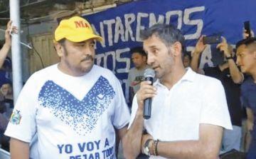 Residentes orureños en Santa Cruz apoyan  al club San José