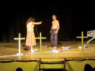 La Rosa Teatro reflexiona sobre la trata de personas