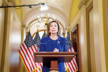Demócratas piden juicio para destituir a Trump