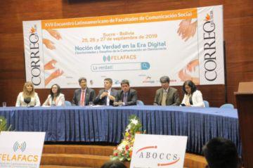 El CICC acoge encuentro  latino de comunicación
