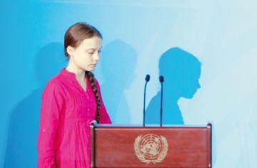 Activista Greta Thunberg recibe Nobel Alternativo