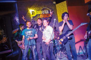 Noche de tributo en Planeta Rock