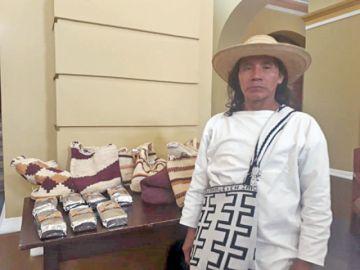Congreso ofrece saberes medicinas y artesanías