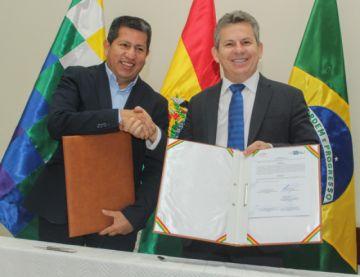 Bolivia firma contrato para la venta de gas natural a Mato Grosso