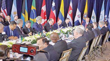 Países estrechan cerco al gobierno venezolano