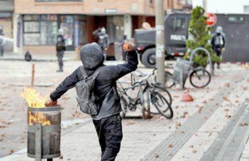 Colombia: La violencia  empaña movilizaciones