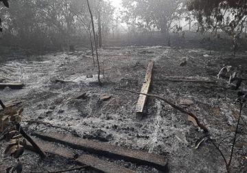 Gobernación cruceña desmiente versión de Comandante sobre incendios en la Chiquitanía