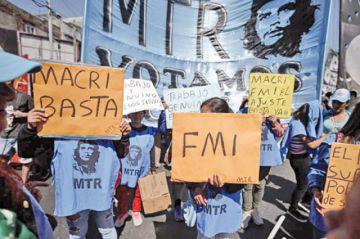 Argentina incrementa su deuda externa
