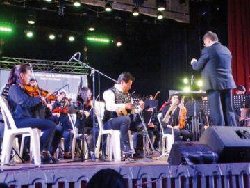 """El """"Charango sinfónico"""", un homenaje a Centellas"""