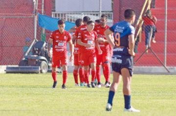 Guabirá vence a San José
