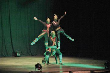 Un recorrido por la historia de Bolivia con Teatro Albor