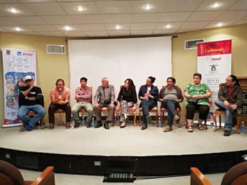 Cineastas hablan sobre el séptimo arte en Bolivia