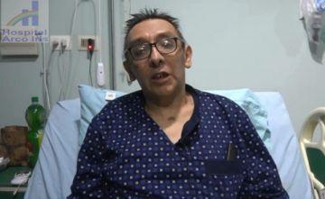 Médico contagiado por arenavirus reaparece tras varios meses hospitalizado