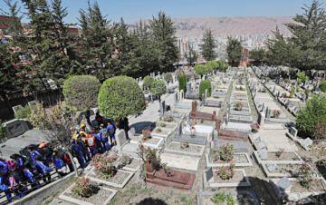 El Cementerio Judío, sitio de aprendizaje escolar