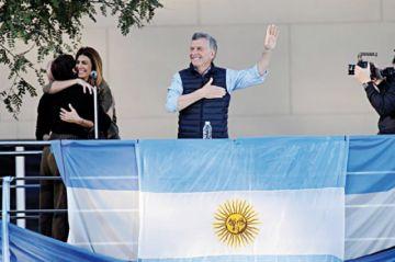 """Macri comienza su campaña por el """"sí se puede"""""""