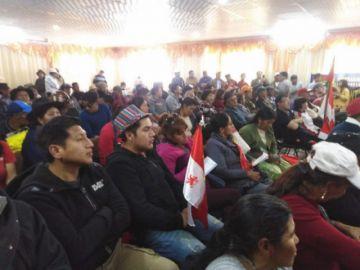 Cabildo cívico en Uyuni decide ir a la huelga general indefinida desde el 7 de octubre