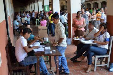 TSE habilita un total de 5.301 recintos electorales para las elecciones del 20 de octubre