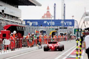 Leclerc, rival a batir en Sochi