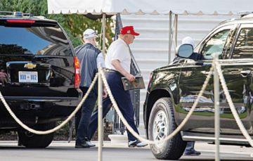 Trump se siente acosado