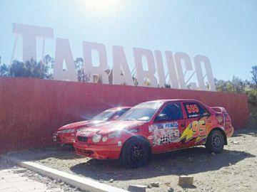 Careaga fue el más veloz en la prueba de Tarabuco