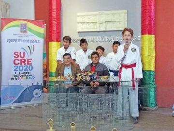 Karate tendrá presencia en los Bolivarianos