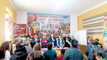 Cabildo en Uyuni decide paro general indefinido