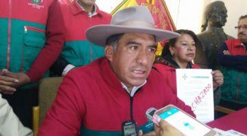 Cívicos de La Paz exigen a Mesa aclarar su postura sobre traslado de órganos a Sucre