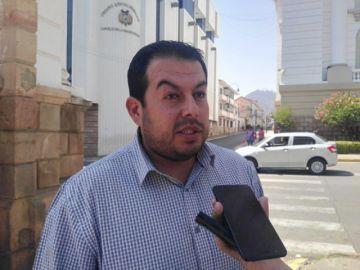 Consejero Omar Michel denuncia a Wilber Choque por supuesta extorsión