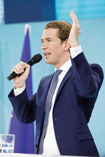 Austria: Kurz se impone con un amplio margen