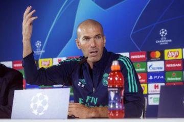 """Zidane expresa preocupación por oleada de robos: """"Lo vivimos fatal"""""""