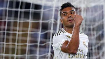 Casemiro, nueva víctima de oleada de robos a futbolistas mientras juegan
