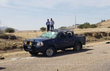 Fiscales investigan accidente de tránsito entre Sucre y Alcantarí