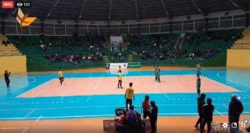 Futsal en Vivo: Lizondo Vs CRE