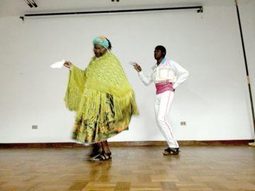 Afrobolivianos repasan historia al cerrar su mes