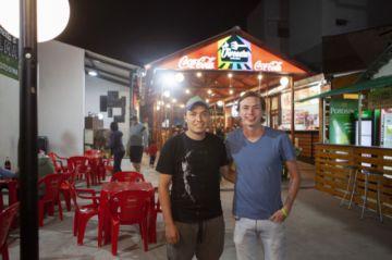 Patio de comidas La Vereda abre sus puertas con 'comida urbana'