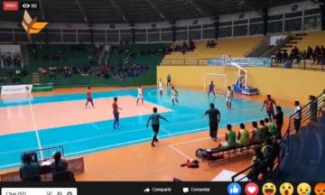 Futsal en Vivo: Universitario Vs San José de Chiquitos
