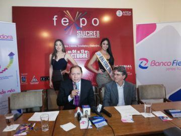 Fexpo: Aspiran a Bs 600 mil por stands
