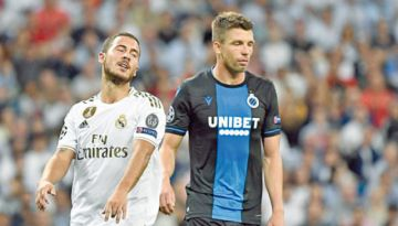 El Madrid no tiene reacción
