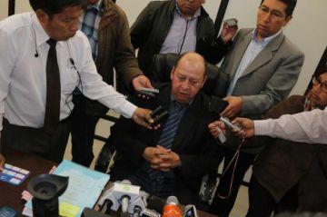 Iván Sandoval asume presidencia del TDJ de Chuquisaca