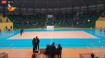 Futsal en Vivo: Antofagasta Vs Projecto Latin