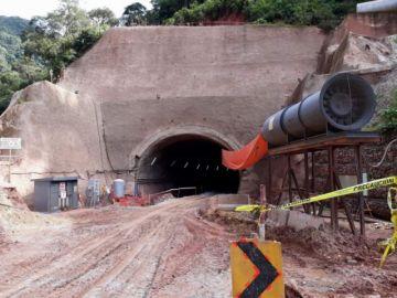 Volverán a licitar la conclusión del túnel de Incahuasi