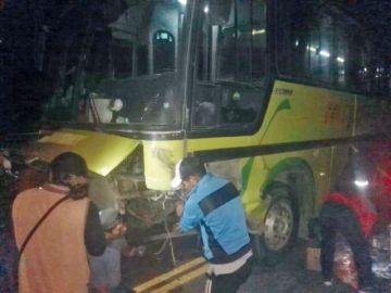 Accidentes revelan alto riesgo en ruta Sucre-Yamparáez